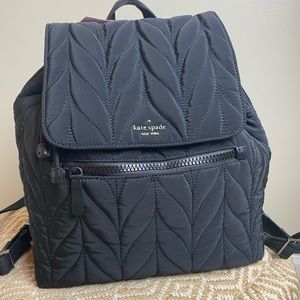 Kate Spade Ellie Backpack *black*
